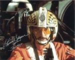 Garrick Hagon from Star Wars Signed 10 x 8 Photograph (3)